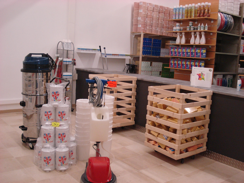Boutique Alpha Distribution Hygiene produits d'entretien