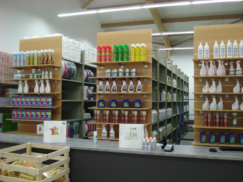 Boutique Alpha Distribution Hygiene produits de nettoyage