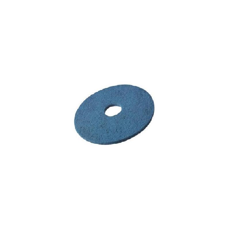 Disque Pad bleu pour monobrosse