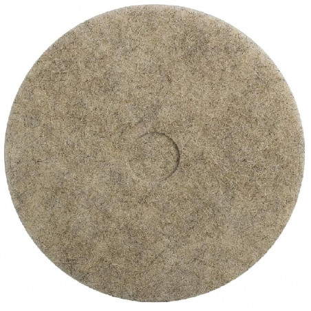 Disque Pad fibre naturelle