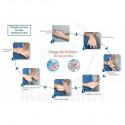 Gel désinfectant hydroalcoolique Eligel A