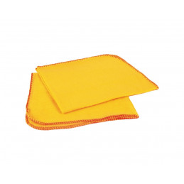 Chamoisine coton jaune