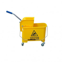 Chariot de nettoyage compact 20 + presse à plat