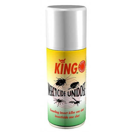 Insecticide unidose KING