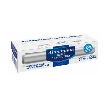 Film aluminium alimentaire