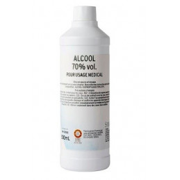 ALCOOL ISOPROPYLIQUE 70% vol
