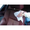 Lingettes nettoyantes intérieurs automobiles