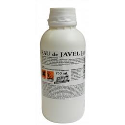 Eau de Javel concentrée 9,6%