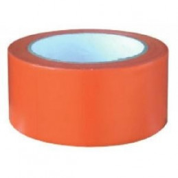Ruban Scotch Adhésif PVC Orange
