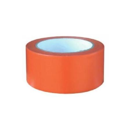 Ruban Scotch Adhésif PVC Orange