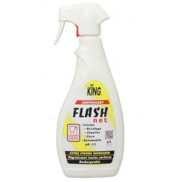 Dégraissant surpuissant Flash Net KING