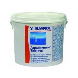Aquabrome tablets Bayrol