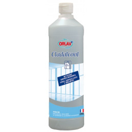 CLADALCOOL Nettoyant surfaces modernes Contact Alimentaire 1L