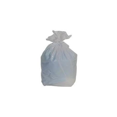 Sac poubelle blanc 50L