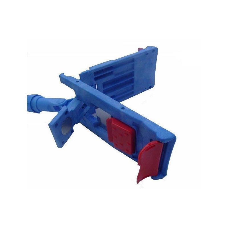 Support lavage à plat magnétique pliable