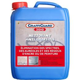 Nettoyant Anti-graffiti Anti-spectre et Anti-auréole GraffiGuard 2010 2L