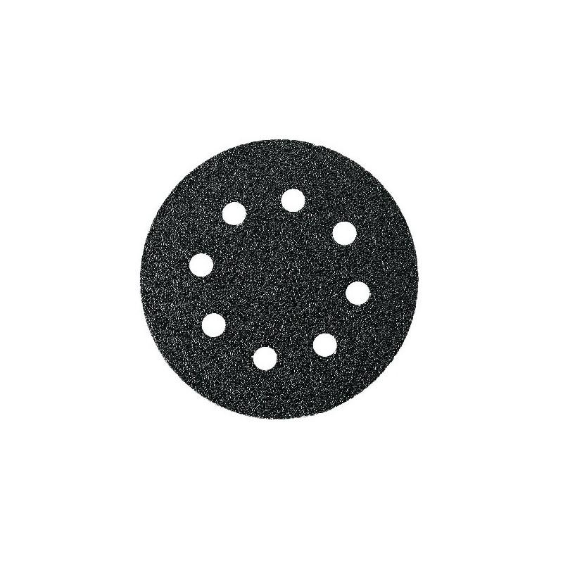 Disque abrasif velcro perforé D125mm Lot de 50