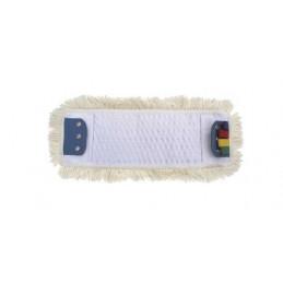 Frange coton poches et languettes