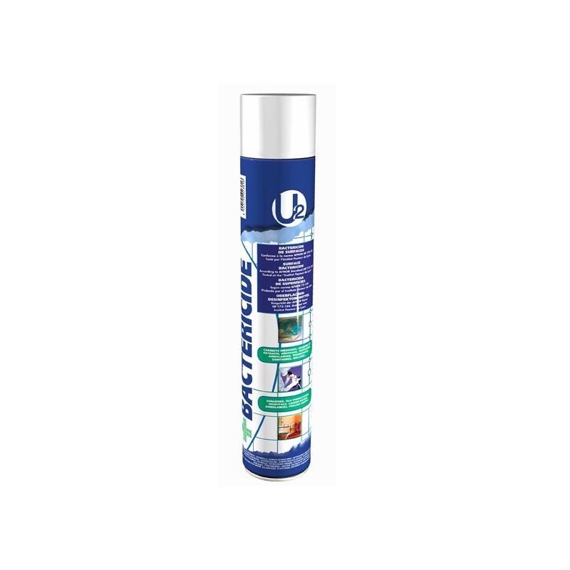 Désinfectant bactericide menthol