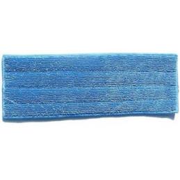 Bandeau de lavage microfibre à poches et à languettes 2 oeillets