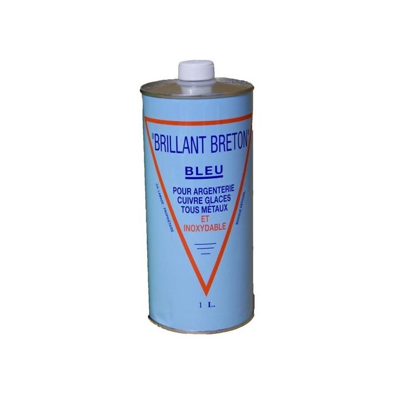 Brillant Breton bleu