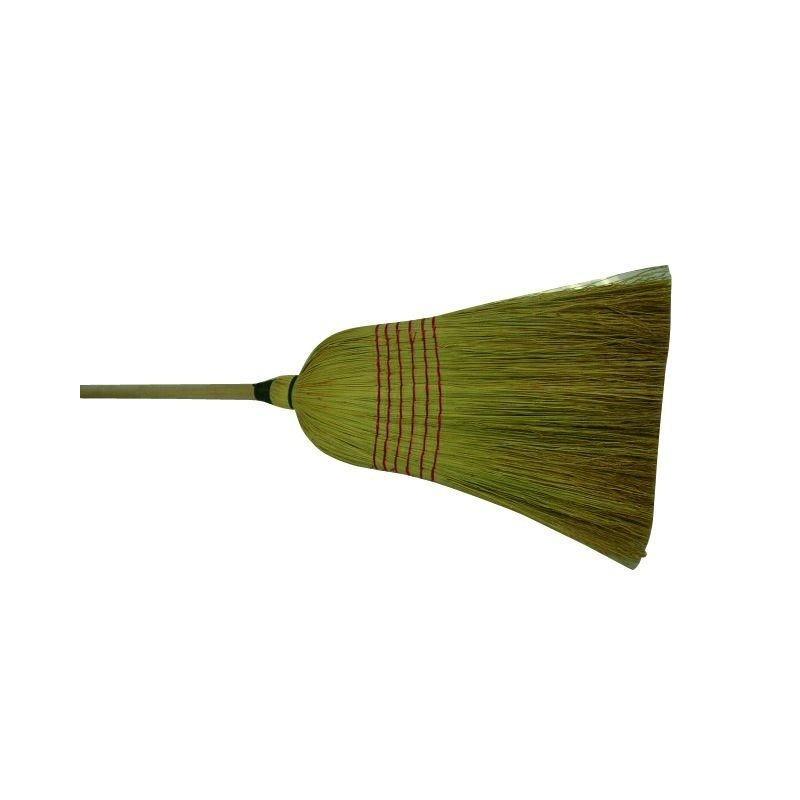 Balai de paille de riz