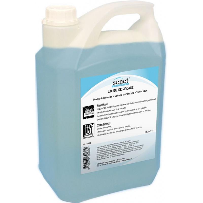 Liquide de rinçage lave vaisselle SENET