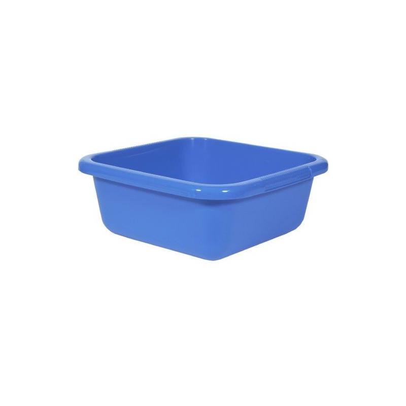 Cuvette carrée bleu 32cm