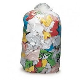 Sac à déchets transparent 110L