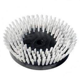 Brosse Nylon shampoing moquettes D175mm pour minimonobrosse