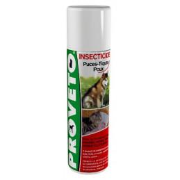 Insecticide puces, tiques et poux 250ml KING