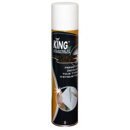 Décolle étiquettes et colle KING 300 ml