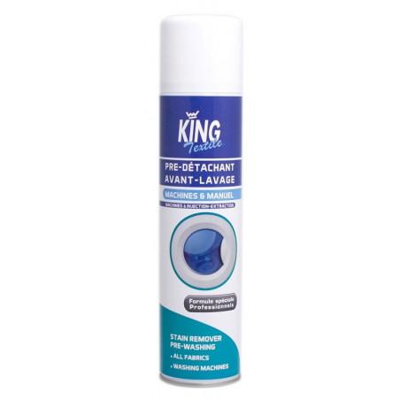 Pré-détachant avant lavage KING