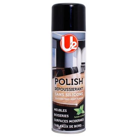 Polish dépoussierant sans silicone Menthe
