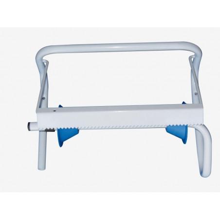 Dérouleur bobine Roll-Basic Blanc
