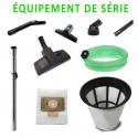 Aspirateur poussière pro ICA GP 1/16 ECO B LUX