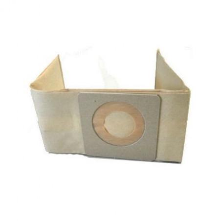 Sac aspirateur papier renforcé 10L Lot de 10