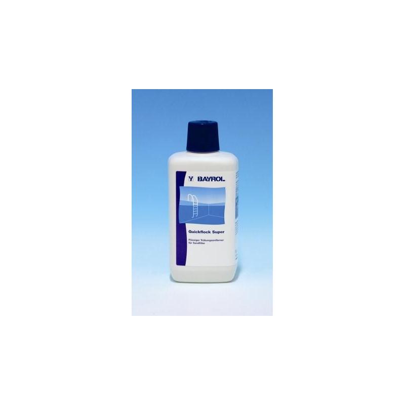 Quickflock Super Floculant Liquide 1L BAYROL
