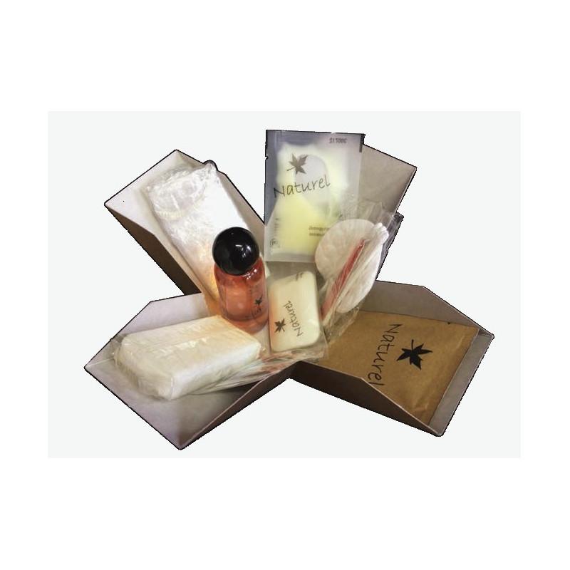 Amenities Box produits d'accueil tout en un