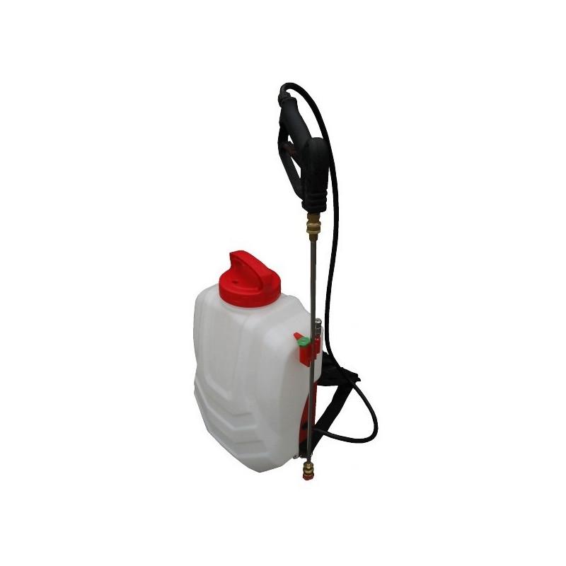 Pulvérisateur électrique dorsal 2 batteries