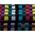 Torchon Mineur essuie main multicolore damier