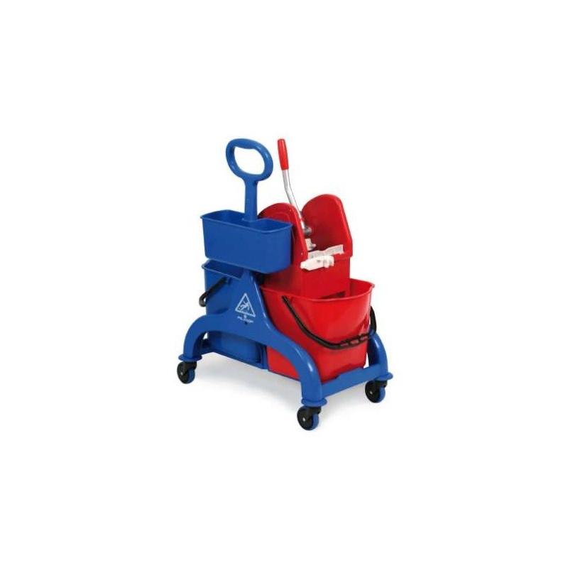 Chariot de lavage FRED 2x15L FILMOP
