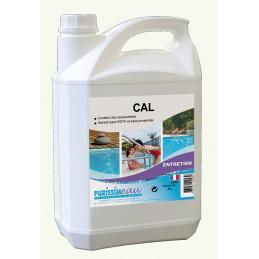 Anticalcaire puissant Piscine Purissim'eau CAL 5L