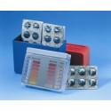 Réactifs pour photomètre Pilules acide cyanurique (stabilisant) noires BAYROL boite de 100