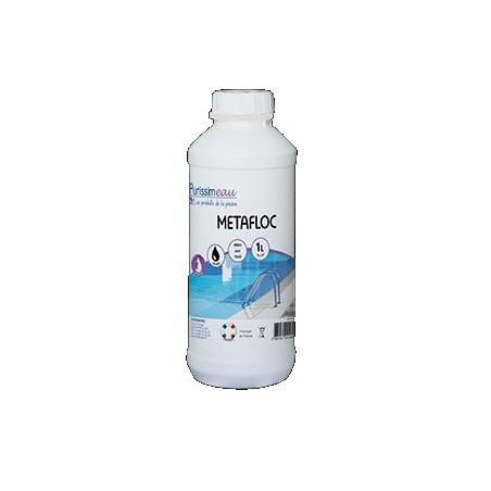 METAFLOC Neutralisateur ions métalliques PURISSIMEAU 1L