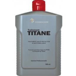 Lustrant peinture au titane et téflon 500 ml COSMOCARE