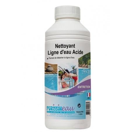 Nettoyant ligne d'eau acide PURISSIMEAU 1L