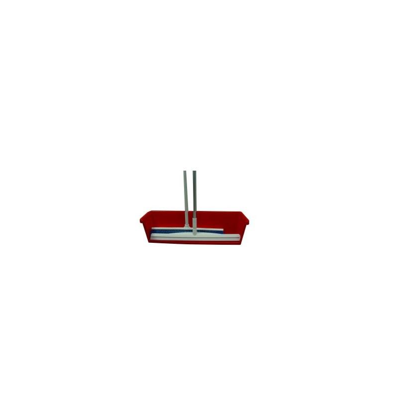 Bac de désinfection Hygien'Bac rouge 72 cm