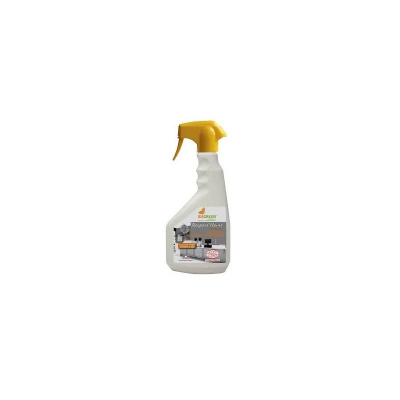 Nettoyant polyvalent bactéricide et lévuricide RESPECT'Home Cuisine Ecocert 750ml