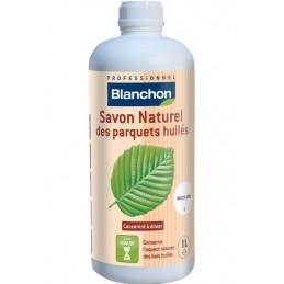 Savon naturel des parquets huilés 1L Incolore concentré BLANCHON